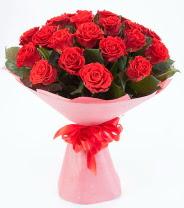 12 adet kırmızı gül buketi  Eryaman çiçekçi telefonları eryaman çiçek