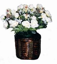yapay karisik çiçek sepeti   Eryaman çiçek gönder çiçek servisi , çiçekçi adresleri