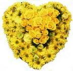 kalp biçiminde sevgisel   Eryaman çiçek güvenli kaliteli hızlı çiçek