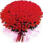 Eryaman Ankara çiçekçi online çiçek gönderme sipariş  1001 adet kirmizi gülden çiçek tanzimi