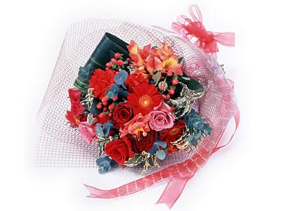 Karisik buket çiçek modeli sevilenlere  Ankara Eryaman hediye sevgilime hediye çiçek