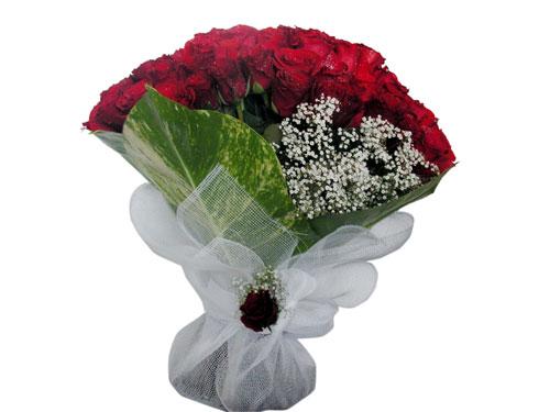 25 adet kirmizi gül görsel çiçek modeli  Eryaman ankaradaki internetten çiçek siparişi