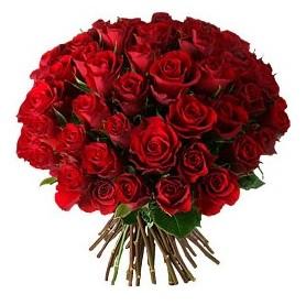 Eryaman İnternetten çiçek siparişi  33 adet kırmızı gül buketi