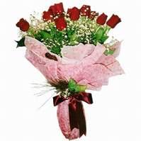 Eryaman çiçekçi telefonları eryaman çiçek  12 adet kirmizi kalite gül