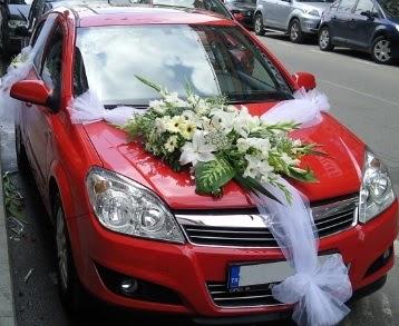 Ankara gelin araba süsleme  Ankara Eryaman çiçek siparişi vermek