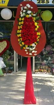 Eryaman çiçek gönderme sitemiz güvenlidir  Düğün nikah açılış çiçeği modeli