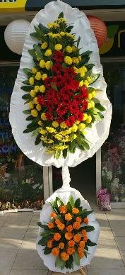 Çift katlı düğün açılış çiçek modeli  Eryaman çiçek gönder çiçek servisi , çiçekçi adresleri
