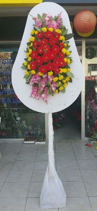Tek katlı düğün nikah açılış çiçeği  Eryaman Ankara çiçekçi online çiçek gönderme sipariş