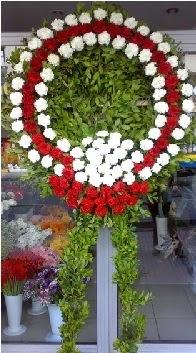 Cenaze çelenk çiçeği modeli  Çiçek yolla Eryaman 14 şubat sevgililer günü çiçek