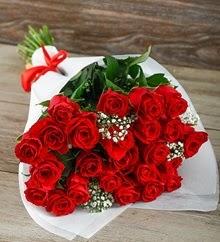 33 adet kırmızı gülün ihtişamı  Eryaman çiçek satışı anneler günü çiçek yolla