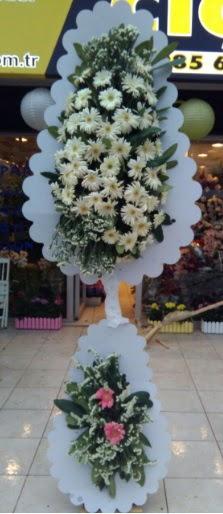 Çift katlı düğün nikah açılış çiçeği  Eryaman çiçek güvenli kaliteli hızlı çiçek