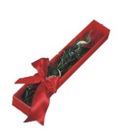 Eryaman ankara  çiçek siparişi sitesi  tek kutu gül sade ve sik