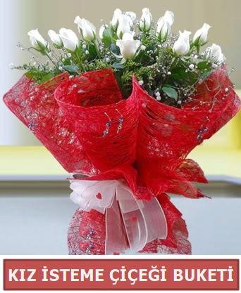 SÖZ NİŞAN KIZ İSTEME ÇİÇEK MODELİ  Ankara Eryaman çiçek yolla