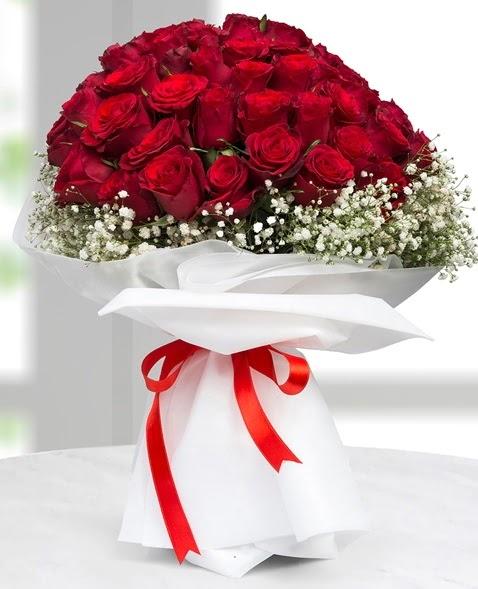 41 adet kırmızı gül buketi  Eryaman çiçek gönderme sitemiz güvenlidir  süper görüntü