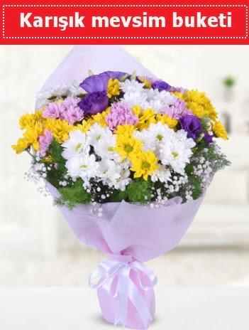 Karışık Kır Çiçeği Buketi  Ankara Eryaman çiçek siparişi vermek
